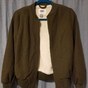 Old Navy Bomber jacket